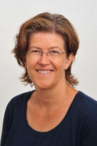 Ortsvorsteherin Kathrin Kramer