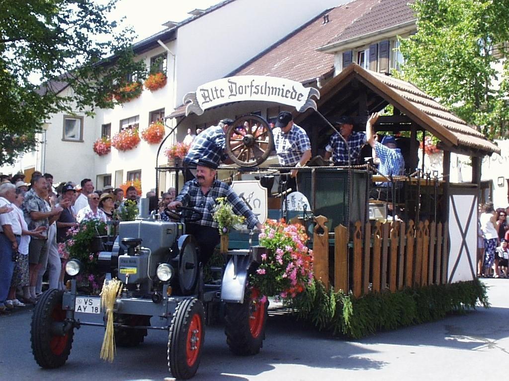 Geranienfest