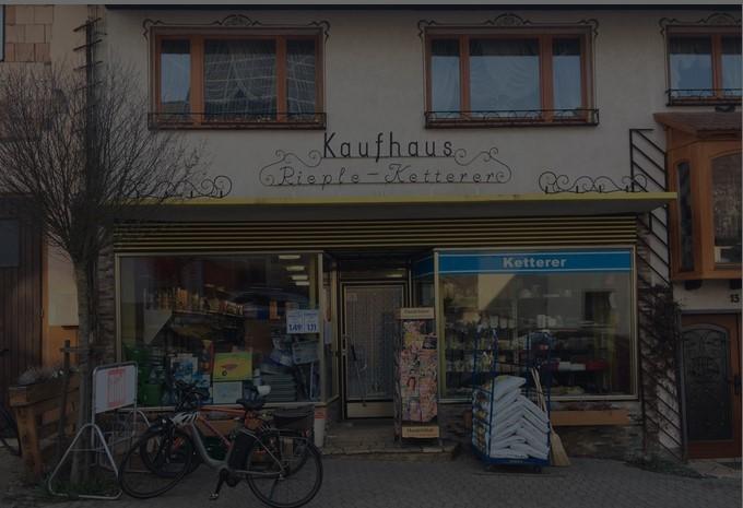 Kaufhaus Ketterer-Rieple