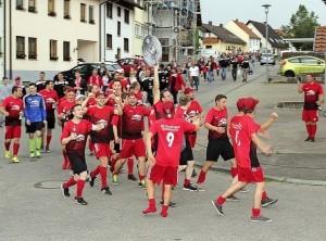 Doppelmeisterschaft SV Unadingen