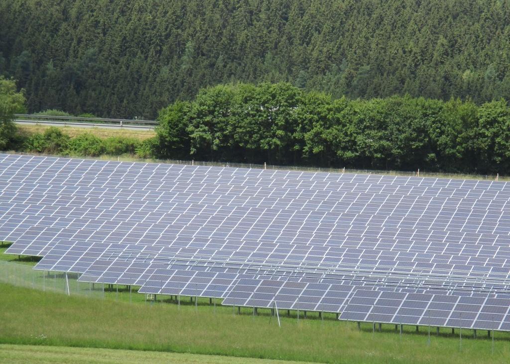 Solarpark EnBW
