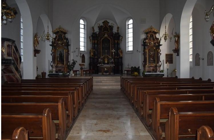 Unadingen_Kirche_Innen